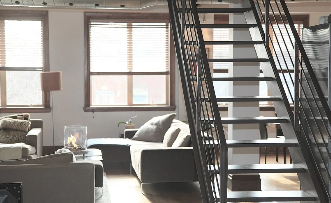 interiérové schody